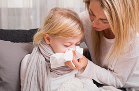 Runny Nose Symptoms Michigan | Allergy & Asthma Center of Rochester - callout-runny-nose